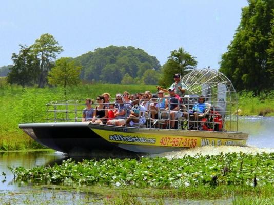 Air Boat Tour